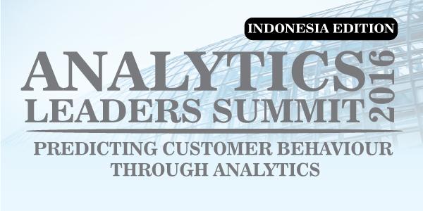 Analytics Leaders Summit 2016