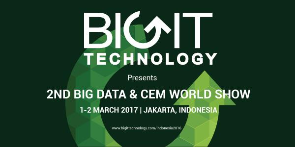 BIGIT 2nd Data & CEM World 2017