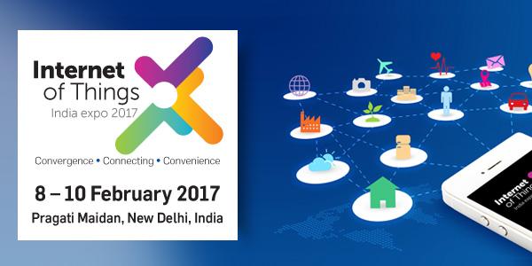 IoT India Expo 2017