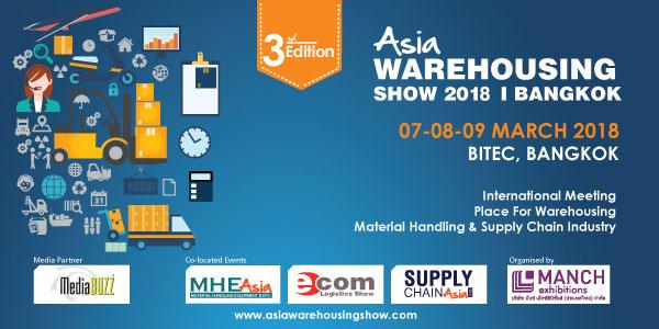 Asia Warehousing Show (AWS) 2018