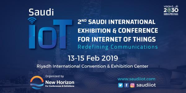 SaudiIOT 2019