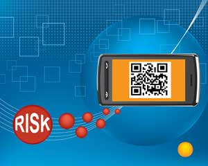 QR Codes: Jump from Offline to Online World with dangerous Pitfalls