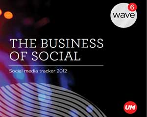 Wave 6: UM's New Insights into the inexhaustible Depths of Social Media